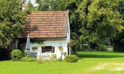 Gartenhaus reparieren - So repariert man kleinere Schäden