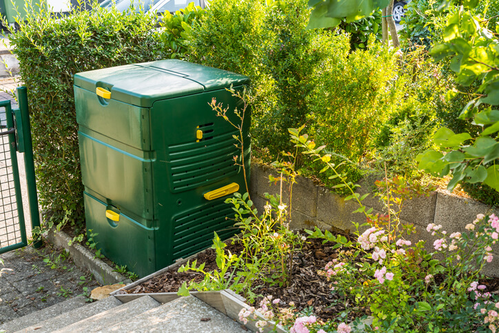 Kompostbehälter und ihre Eigenschaften