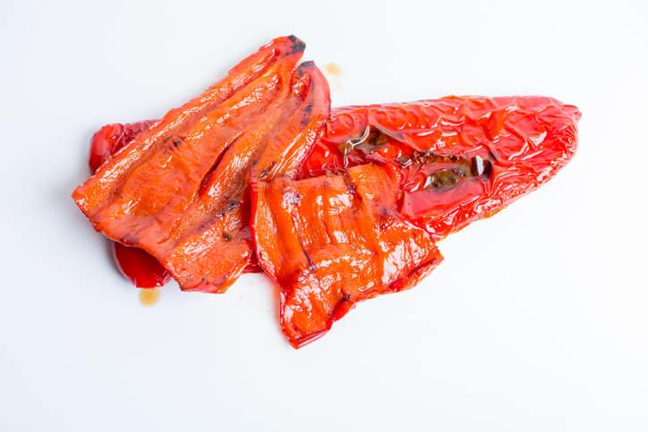 Tipp Nr. 3 Paprika im Backofen trocknen